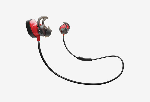 SoundSport Pulse Bluetooth and NFC pairing so you can connect to your devices wirelessly