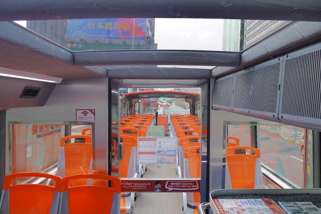【台北旅遊】台北雙層觀光巴士@搭巴士抬頭看台北