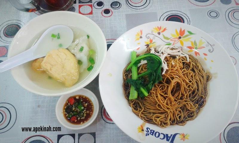 Mee Kicap Kedai Makan Ayah Din