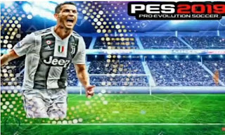 PES 2019 v9 ISO PPSSPP for Android Download