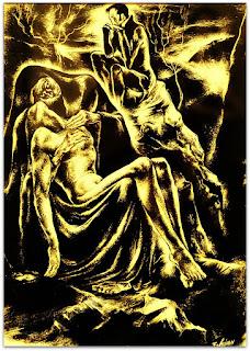 A Mulher com O Filho Morto, Macário - João Fahrion, 1940