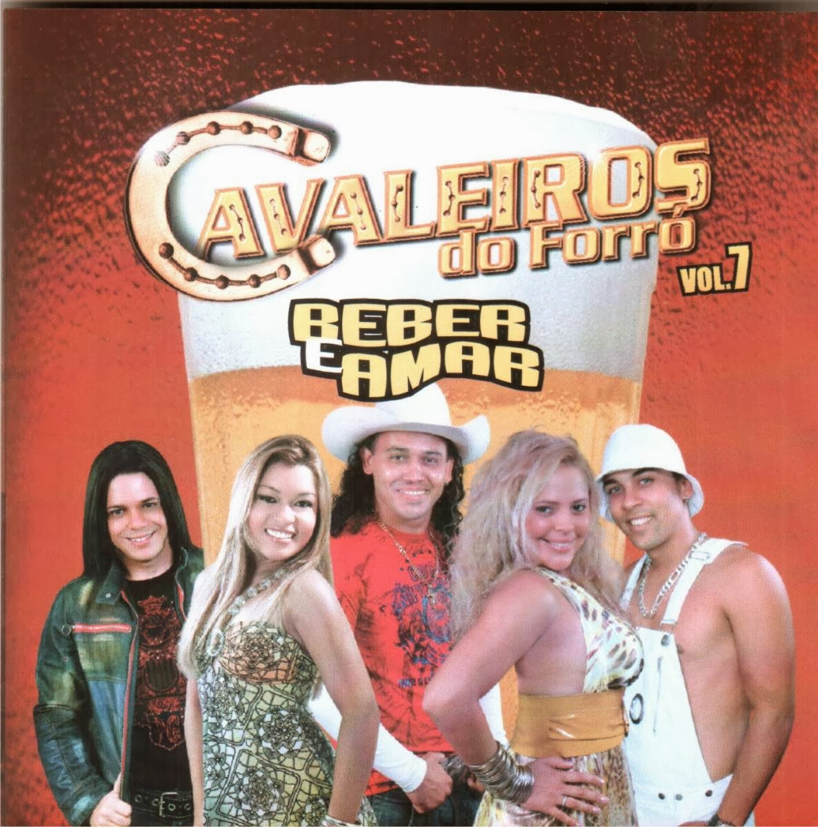 cd cavaleiros do forro acustico 2012
