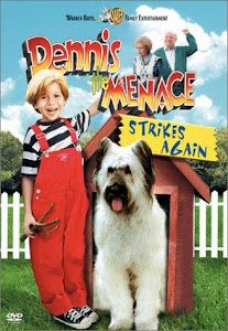 Dennis the Menace Strikes Again! Poster