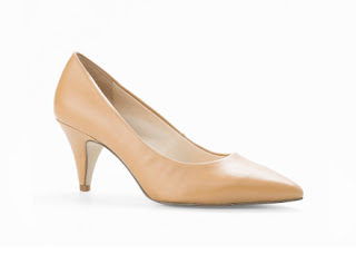 Mango Pointed Toe Pumps
