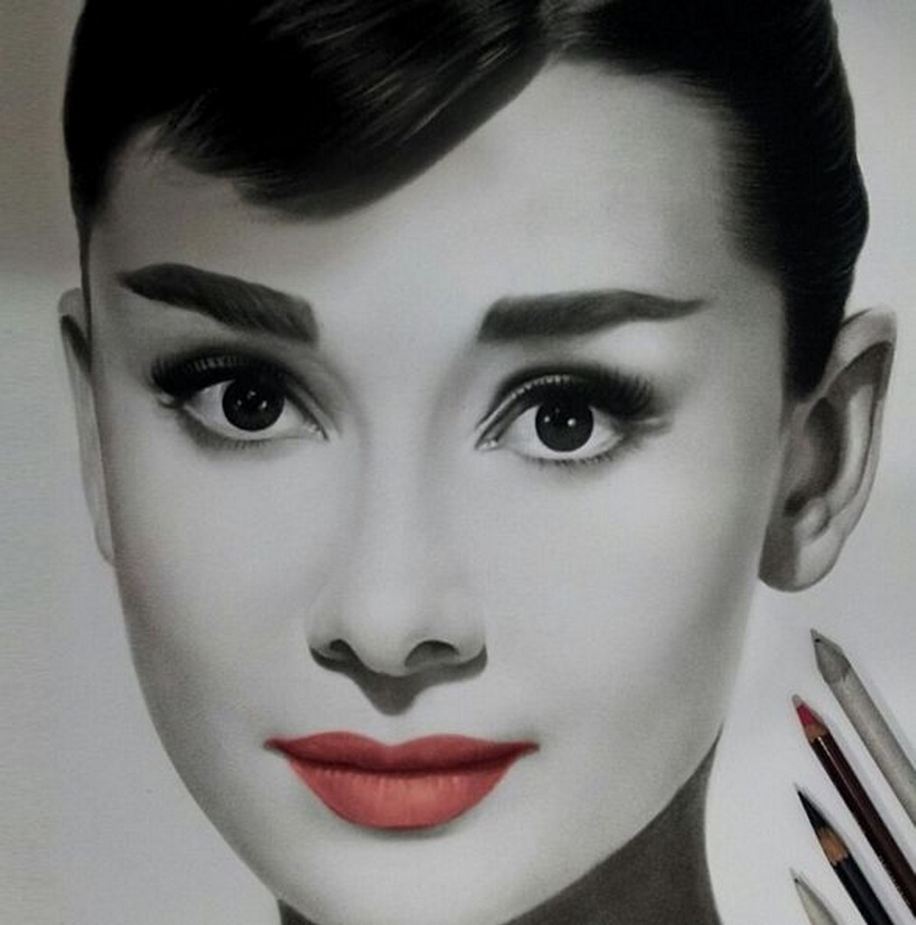 Cuadros Modernos Pinturas y Dibujos  Rostros Dibujos De Famosos