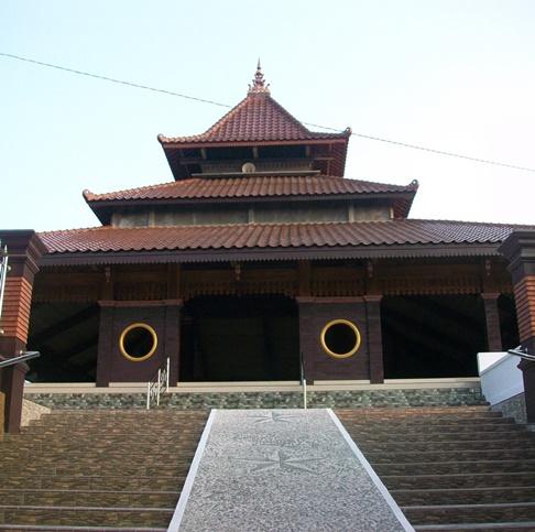 Rindu Masjid Masjid Sunan Bonang Rembang