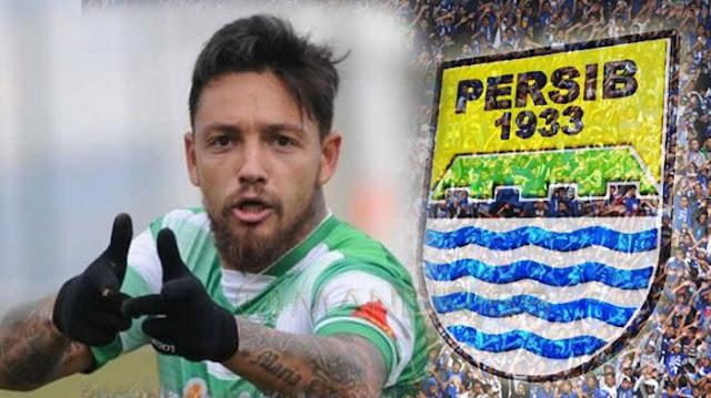 Striker Anyar Persib Bandung Sudah Tiba Di Jakarta