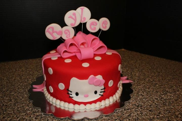 So Many Hobbies So Little Time More Hello Kitty Cakes