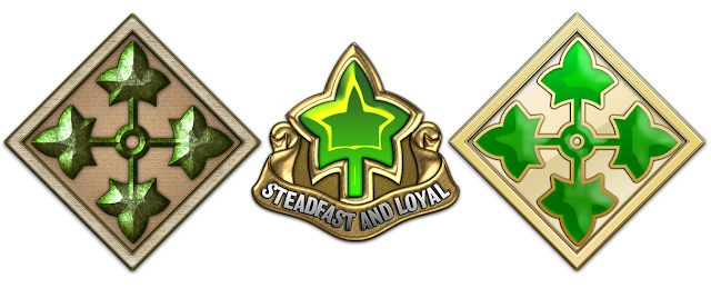 Military Insignia 3D : Insignia of the U S  Army Infantry