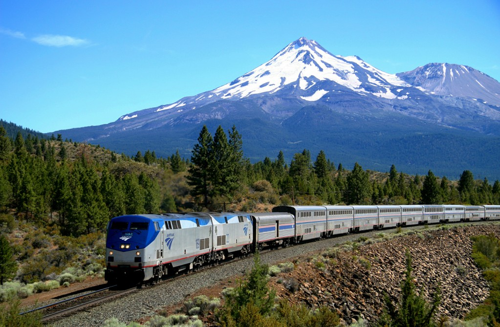 Amtrak Travel Time Across Usa