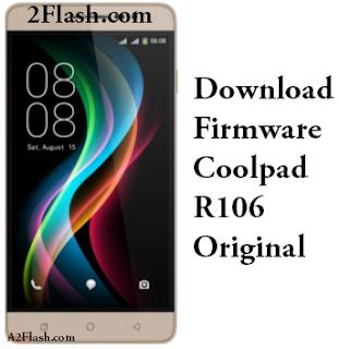 Download Firmware Coolpad R106 Original