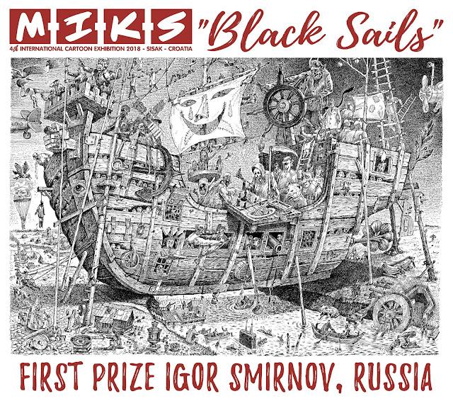 1st Prize: Igor Smirnov (Russia)