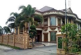 Rumah Mewah Muzdalifah, Rumah Seperti Negeri Dongeng Idaman Semua Orang