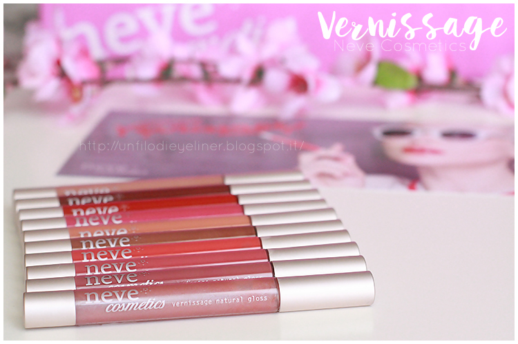 Vernissage - Neve Cosmetics: Preview & Swatch ♥