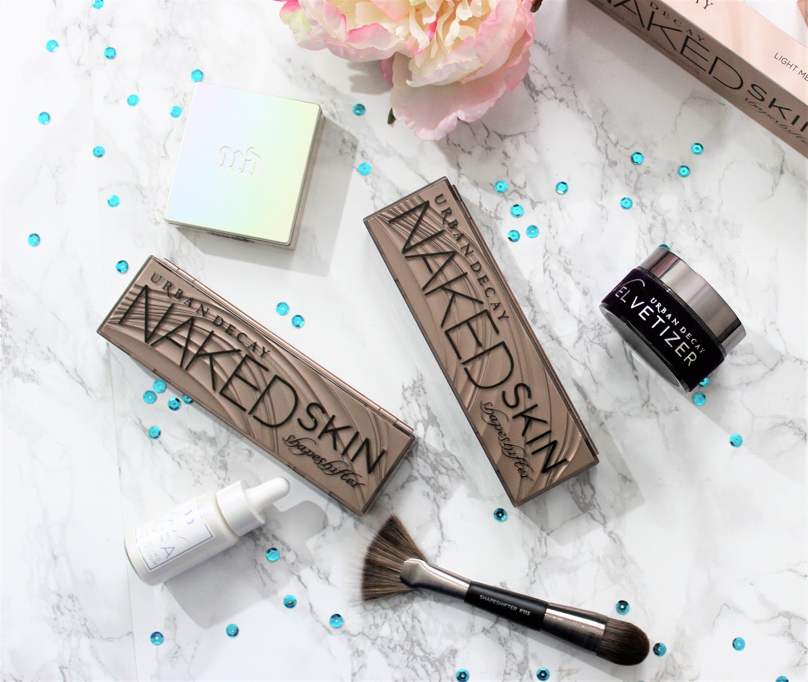 Urban Decay Naked Skin Shapeshifter Palettes  Review -9419