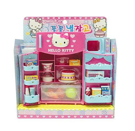 Hello Kitty Kitchen Play Set Mother\'s Mom Cook Role Kit Kids Child ...