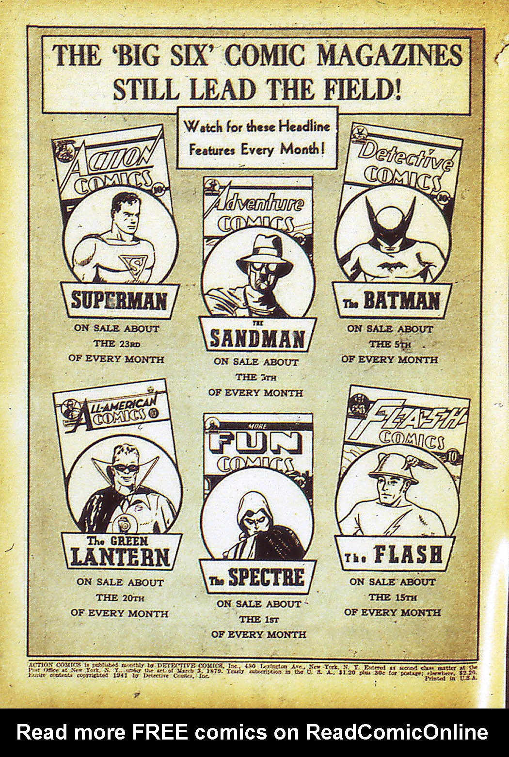 Read online Action Comics (1938) comic -  Issue #34 - 3