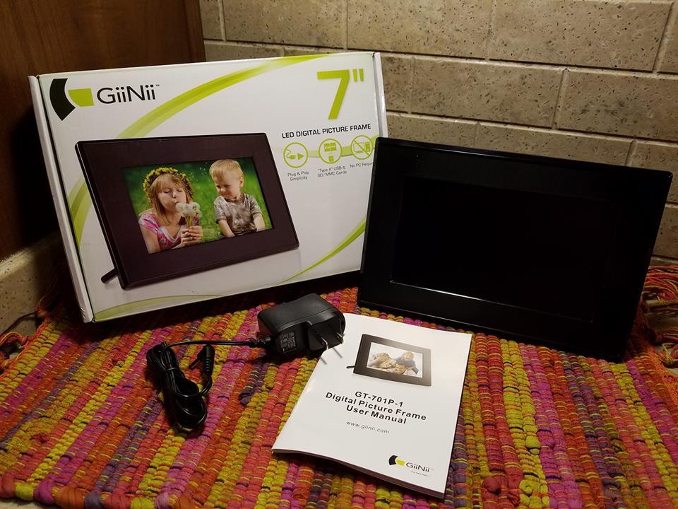 Berühmt Giinii 8 Zoll Digitaler Bilderrahmen Ideen ...