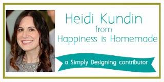 Simply+Designing+Contributor Kids Craft: Fall Leaf Wreath 5