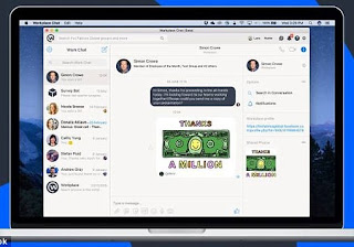 Facebook Launches a Desktop Version of Its Workplace Chat App, Complete with Screen-sharing Options