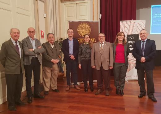 La Generalitat apuesta por el conocimiento como base de un nuevo modelo agroalimentario que responda a los desafíos del siglo XXI