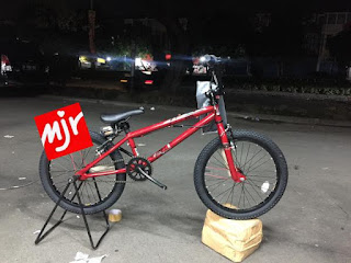 Bmx Polygon Rudge 20 inch
