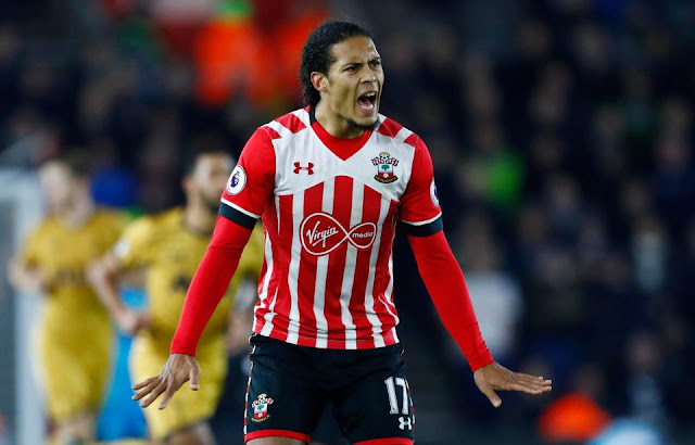 Cay cú Liverpool, Southampton bán Van Dijk cho Chelsea
