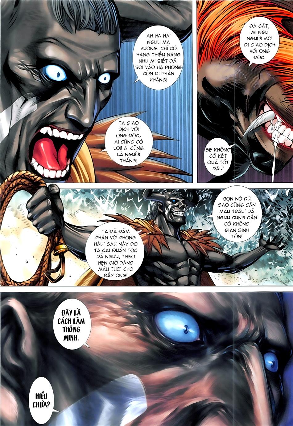 Tây Du chap 56 page 12 - IZTruyenTranh.com