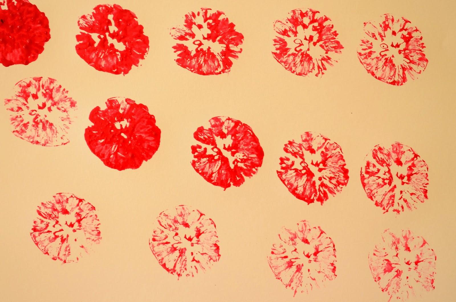 Kids Activity: Lemon Wedge Flowers