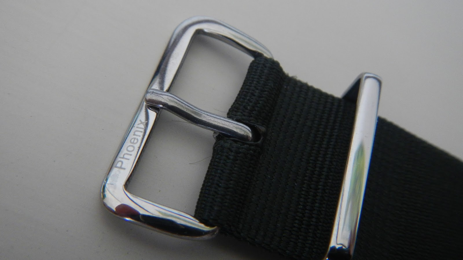 c157601e005 Unlike the most NATO straps available online are cheap imports from China