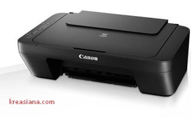 Cara Download Driver Printer Canon Terbaru Semua Tipe