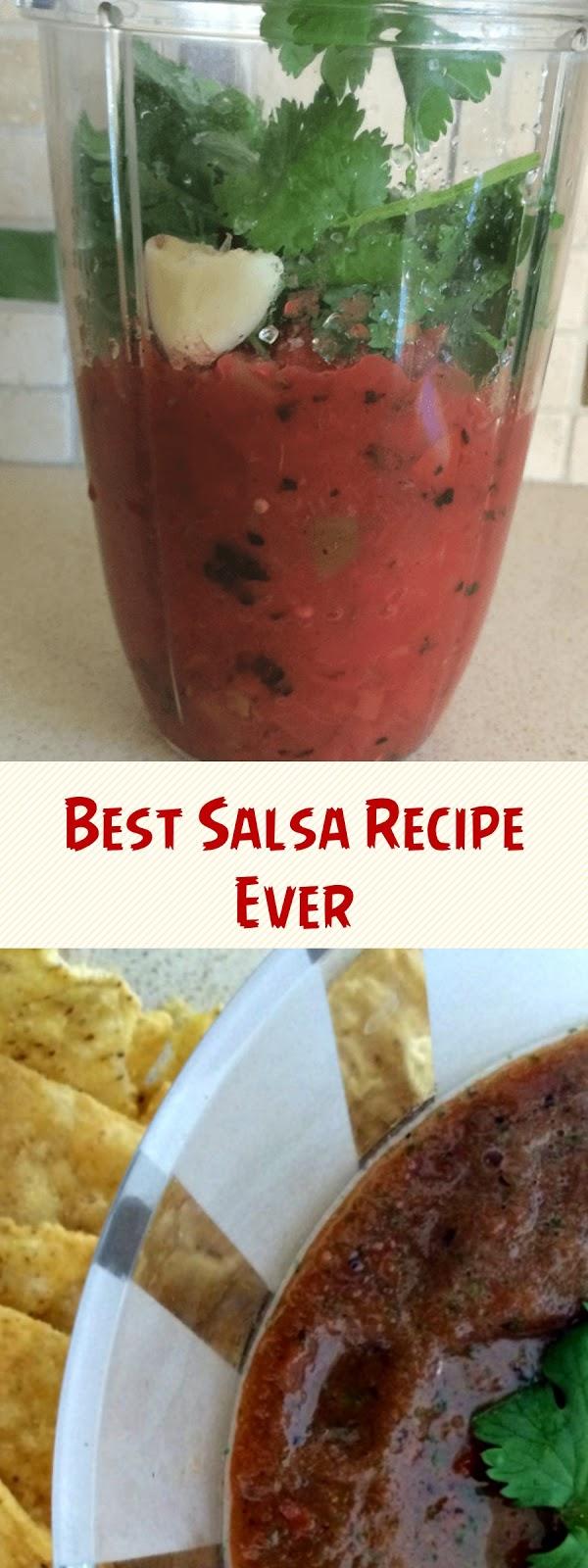 Best Salsa Recipe Ever