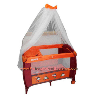 Baby Box Baby Does Murah Warna Coklat