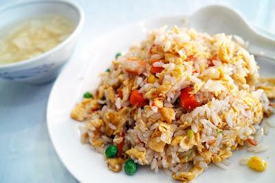 kurangi nasi untuk diet