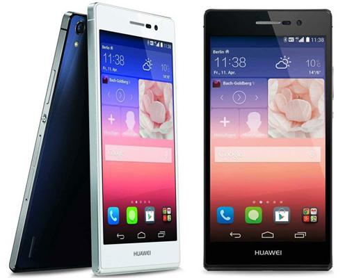Spesifikasi dan Harga Huawei Ascend P7, Phablet Android Dengan Desain Tertipis