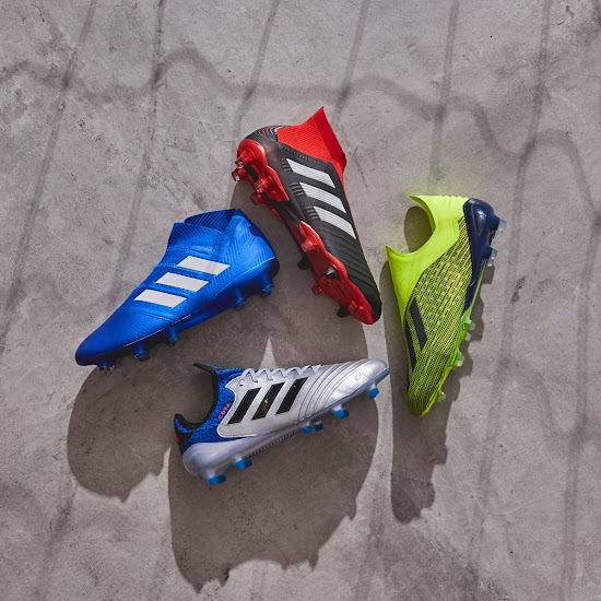 30433f5ba The new Adidas football boot collection, the Team Mode pack, was just  launched by the 3-Stripe brand. Let's take a look at what will be included  in it.