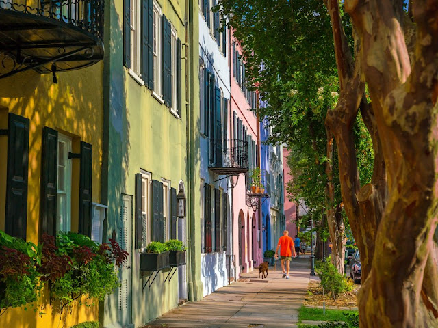 Charleston Vacation Packages, Flight and Vacation Deals