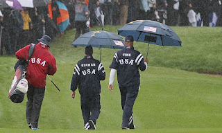 Golf Rain Gear For Wet Weather Play