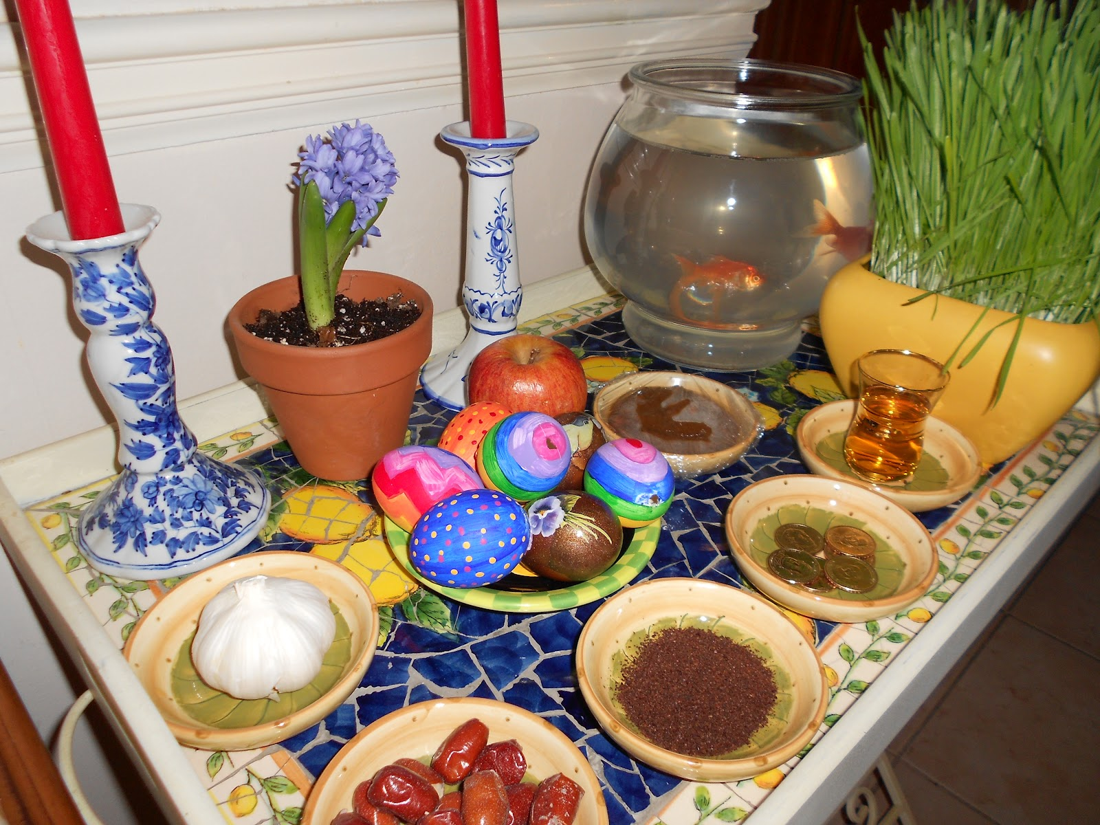 Cafe' Persia: Happy Norouz 1391 (Persian New Year 2012)
