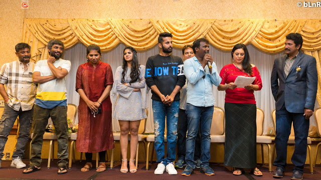 Lie Movie First Song Launch Event In Chicago