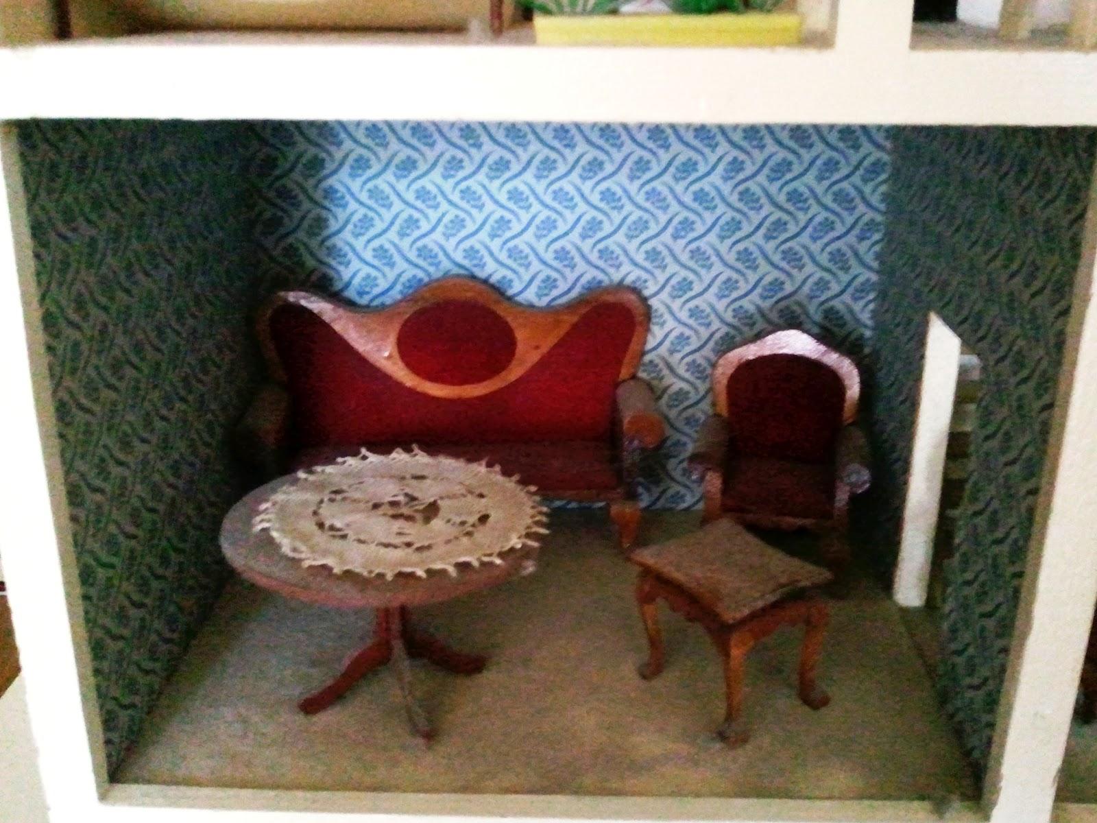 Aragog\'s Daglog: Een oud Poppenhuis