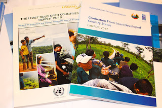 5th National Human Development Report - Graduation From Least Developed Country Status - Lao PDR, 2017