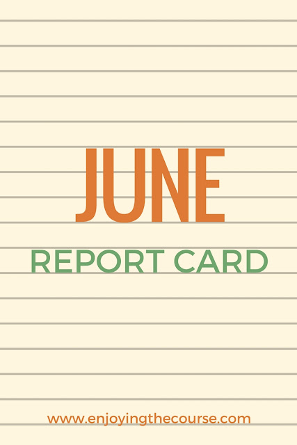 June Report Card