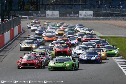 Pertamina Blancpain GT Silverstone