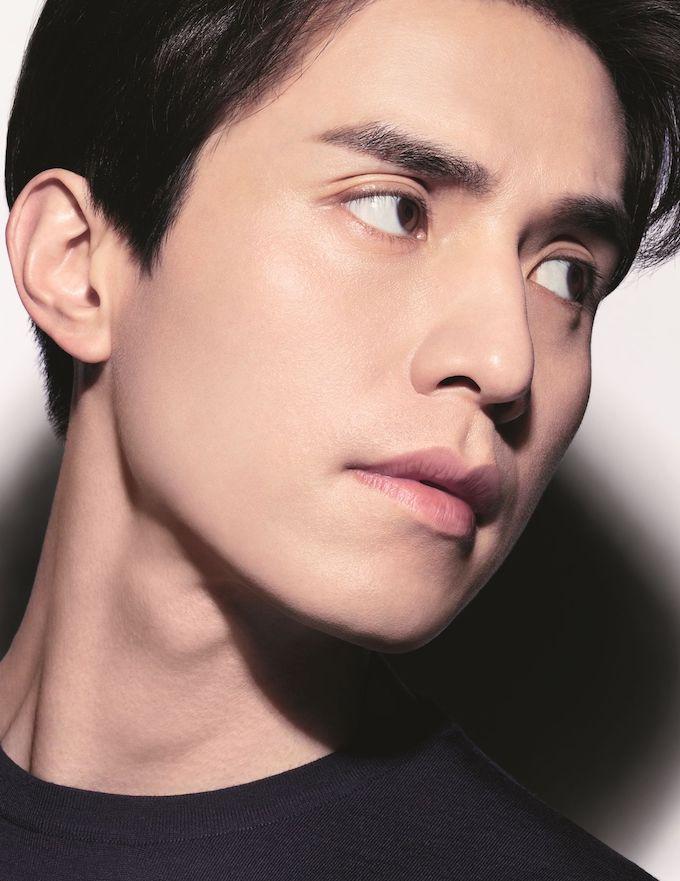 Boy de Chanel,  Boy de Chanel Lee Dong Wook, Makeup for men, Chanel Makeup, Chanel Makeup for Men