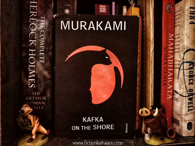 Book Review : Kafka on the Shore by Haruki Murakami, Literature, books, readers, bookworms  #bookreviews #bookstagram #books #booklover #bookworm #bookreview #bookworms #booknerd #bookclub #reading #publishers #readingbooks #bookobsessed #bookshelf #kidsbooksforsaleph #readbooks #pigsfly #pigbooks #momblogs #dreambig #christmas #kidsread #homelibrary #yeskidsbookstagram #pigs #northpole #picturebooks #christmaspicturebooks #christmaspig #bhfyp   #bookstagrammer #bookaddict #bookaholic #spoinkers #spoinkerschristmaswish #christmasbooks #christmasbooksforkids #bookphotography #bookish #bookrecommendations #bookblogger #bookporn #bookreviewer #read #igreads #bibliophile #businessbooks #bookcommunity #bookmark #reviews #bookstore #bookblog #fiction #love #spring #booklove #genre #readingfestival #bestsellingauthor #authorquotes
