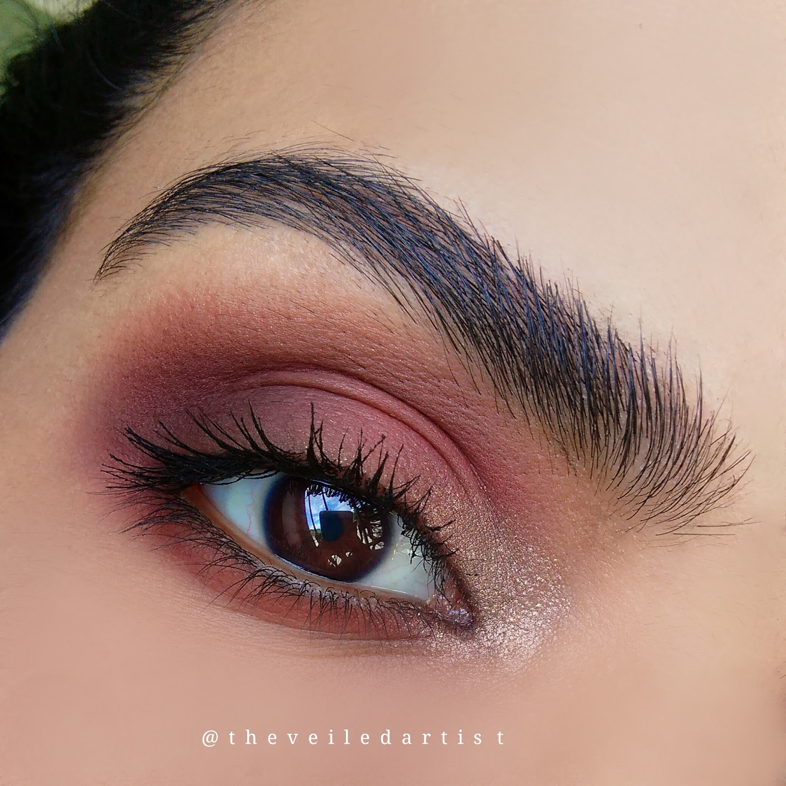 Quick 4 Minute Brown Smokey Eyes Tutorial Fall Makeup Part 2 The