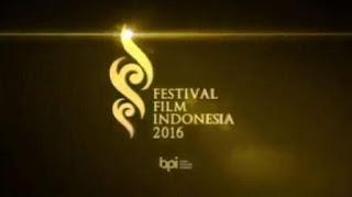 Inilah daftar Lengkap Pemenang Festival Film Indonesia FFI 2016