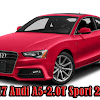 2017 Audi A5 - 2.0T Sport 2dr All-wheel Drive quattro Coupe - auto car for sale