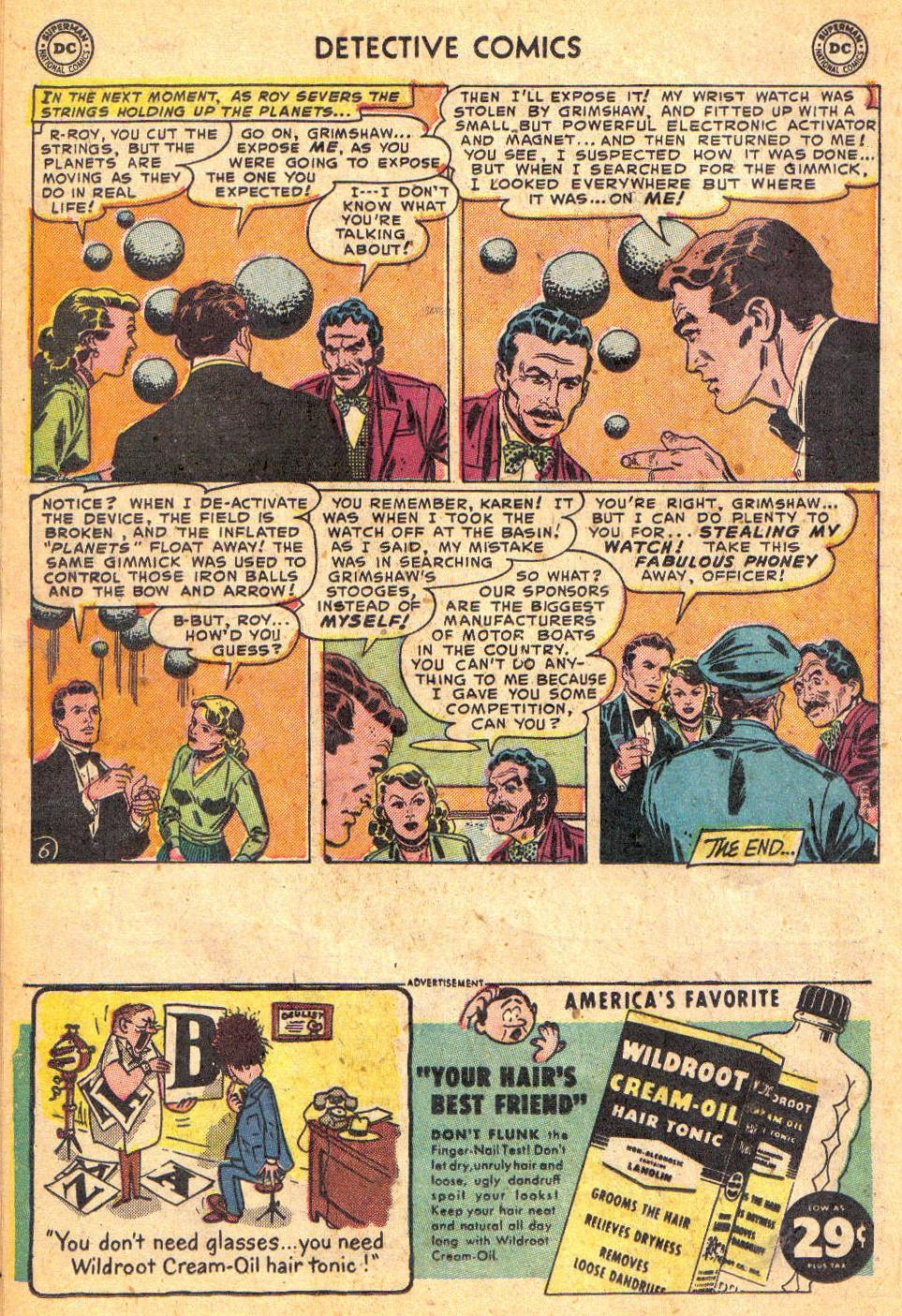 Detective Comics (1937) 193 Page 21